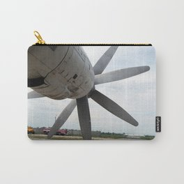Aviation engine propellers Carry-All Pouch