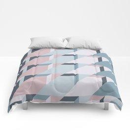 Nordic Winter #society6 #nordic #pattern Comforters