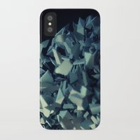 fault iPhone & iPod Cases featuring Fault by MRfrukta