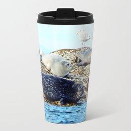Seal Family Travel Mug