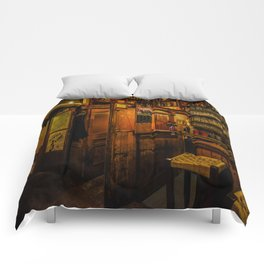 Old Irish Pub Comforters