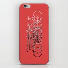 Just bike iPhone & iPod Skin