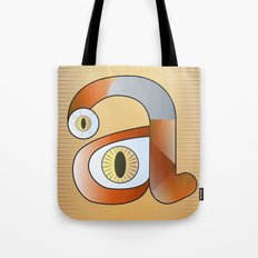 A for anatomy Tote Bag