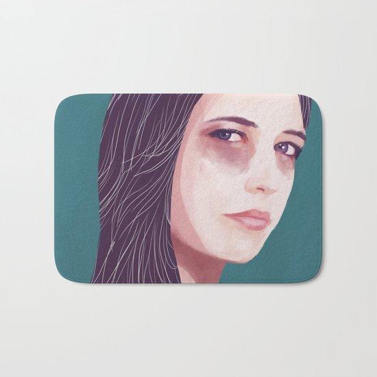 Eva Green Bath Mat