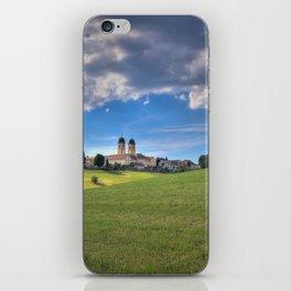 Kloster St. Morgen im Schwarzwald iPhone Skin