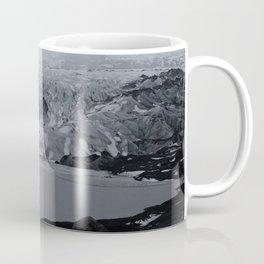 Ice Field in the Mist Coffee Mug