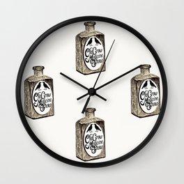 Old Crow Medicine Show Tonic Wall Clock