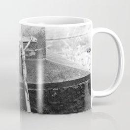 old cross Coffee Mug