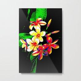 Flowering Metal Print