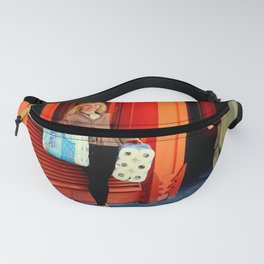 Gotta Thing For Orange Fanny Pack