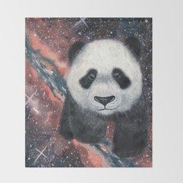 Pandamonium Throw Blanket