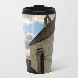 Church on the Sea Travel Mug