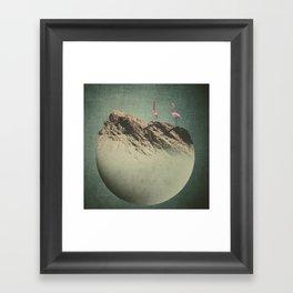 ruth and bert Framed Art Print