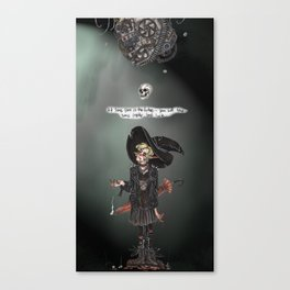 The Suffering Game Canvas Print