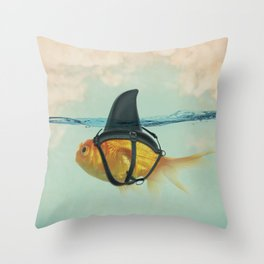 Brilliant Disguise Throw Pillow