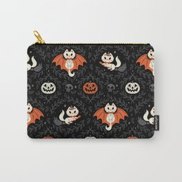 Spooky Kittens Carry-All Pouch