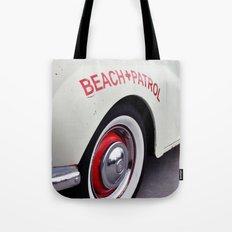 Beach Patrol Tote Bag