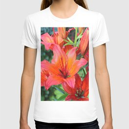 Day Lilies T-shirt