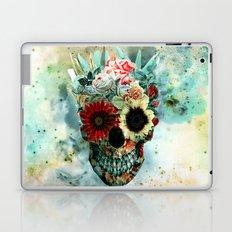 Skull Still Life IV Laptop & iPad Skin