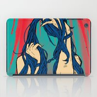 cancer iPad Cases featuring Cancer by Rendra Sy