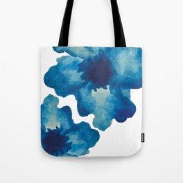 Two blues Tote Bag