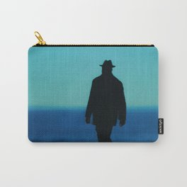 Mysterious Man Carry-All Pouch