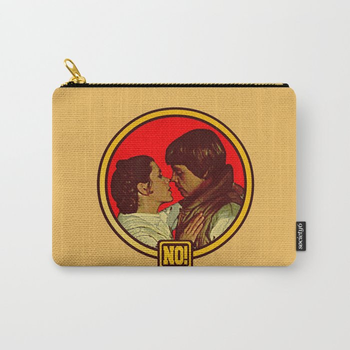 That Awkward Moment  |  Luke & Leia Carry-All Pouch