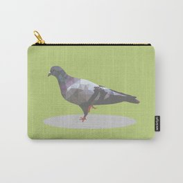 pigeon  polygon style Carry-All Pouch