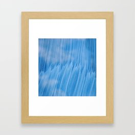 Color. 9. Framed Art Print