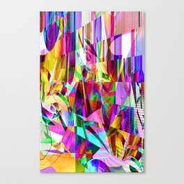 Attic of the Mind Canvas Print