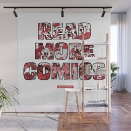 Read More Comics by Colored Comics Wall Mural
