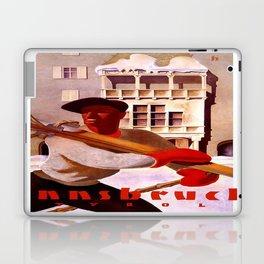 Vintage poster - Innsbruck Laptop & iPad Skin