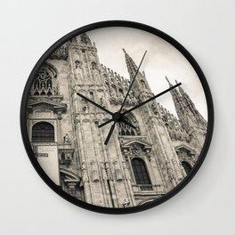 Duomo Wall Clock