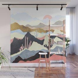 Desert Summer Wall Mural