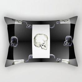 Skeleton Crew Rectangular Pillow