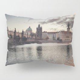 Prague Towers Pillow Sham