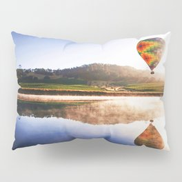 Hot Air Balloon Pillow Sham