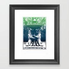 Detroit Zoo Framed Art Print