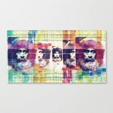 Beard Canvas Print