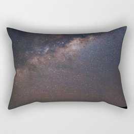 Milky Way in Chile Rectangular Pillow