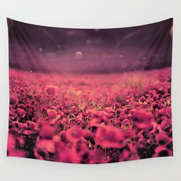 Another World Garden Wall Tapestry