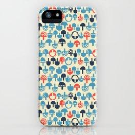 Mushroom Boom iPhone Case