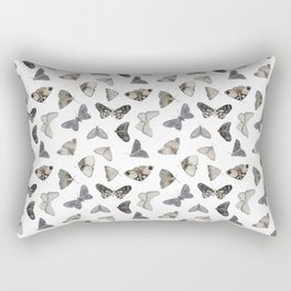 Moths Rectangular Pillow