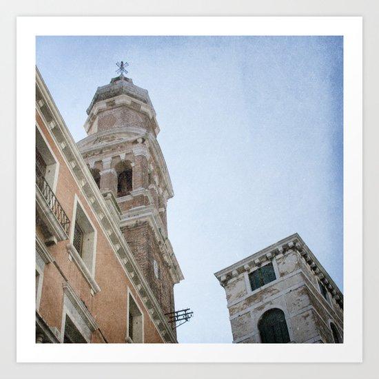 The Venetian Spire - Italy Art Print