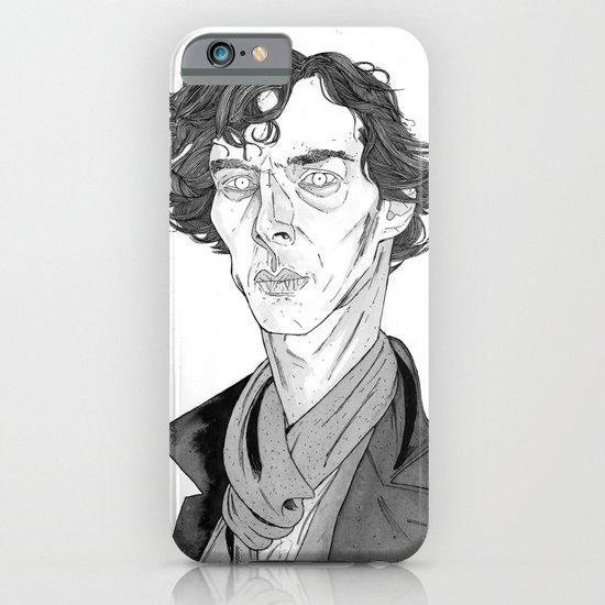 Benedict Cumberbatch - Sherlock iPhone & iPod Case