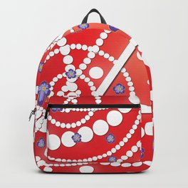 Petals and Pearls Backpack