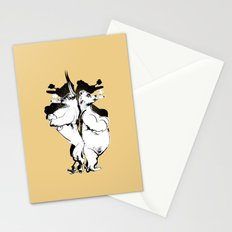 The Bull & Bear Stationery Cards