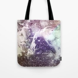 We could all be friends Tote Bag