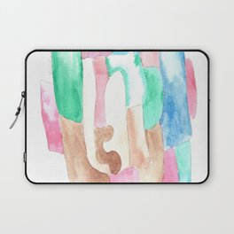 171013 Invaded Space 8 abstract shapes art design  abstract shapes art design colour Laptop Sleeve