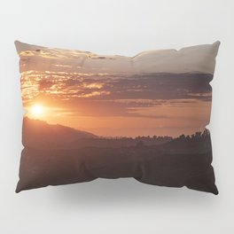 Dramatic Sky in Griffith Park, Hollywood Pillow Sham